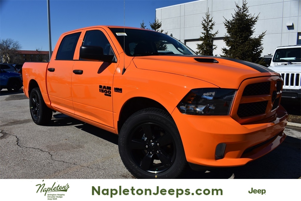 2019 Ram 1500 Crew Cab 4x4,  Pickup #R2168 - photo 1