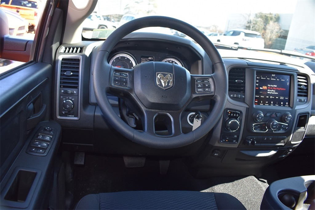 2019 Ram 1500 Crew Cab 4x4, Pickup #KS615255 - photo 19