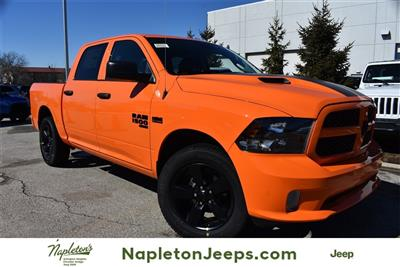 2019 Ram 1500 Crew Cab 4x4, Pickup #KS615255 - photo 1