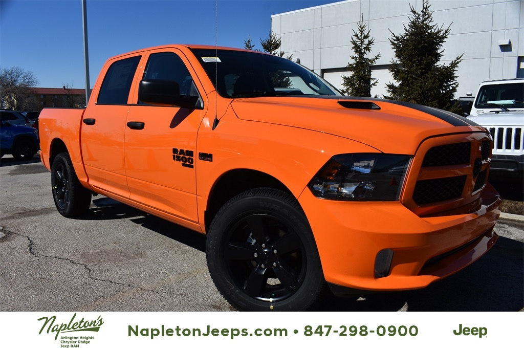 2019 Ram 1500 Crew Cab 4x4,  Pickup #R2176 - photo 1