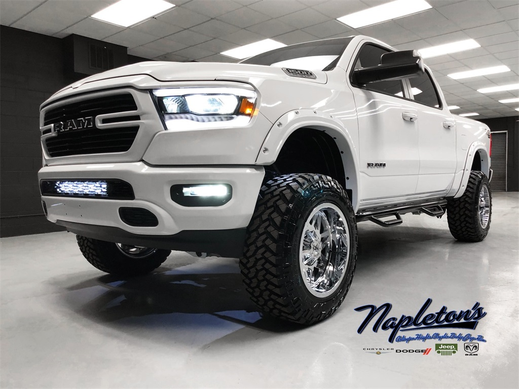 2019 Ram 1500 Crew Cab 4x4,  Pickup #R2179LFT - photo 26