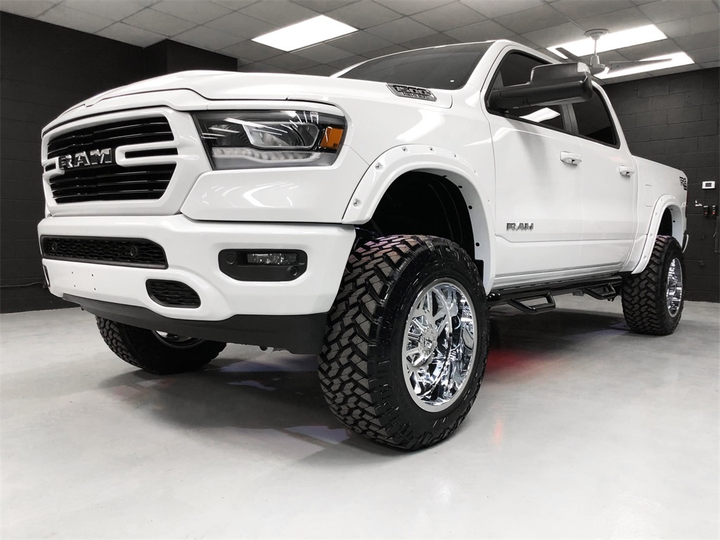 2019 Ram 1500 Crew Cab 4x4,  Pickup #R2179LFT - photo 5