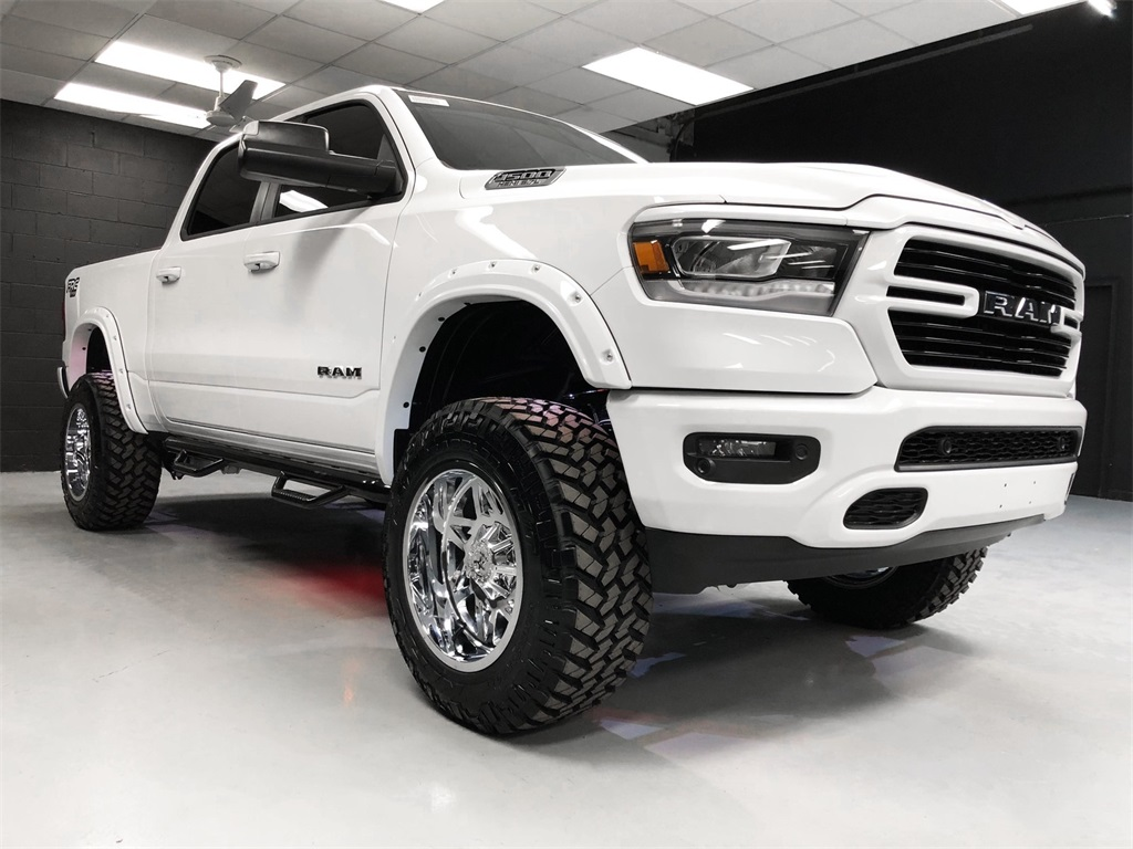 2019 Ram 1500 Crew Cab 4x4,  Pickup #R2179LFT - photo 6