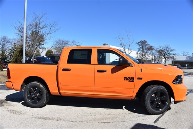 2019 Ram 1500 Crew Cab 4x4, Pickup #R2180 - photo 8