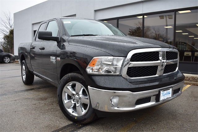2019 Ram 1500 Quad Cab 4x4,  Pickup #R2189 - photo 1
