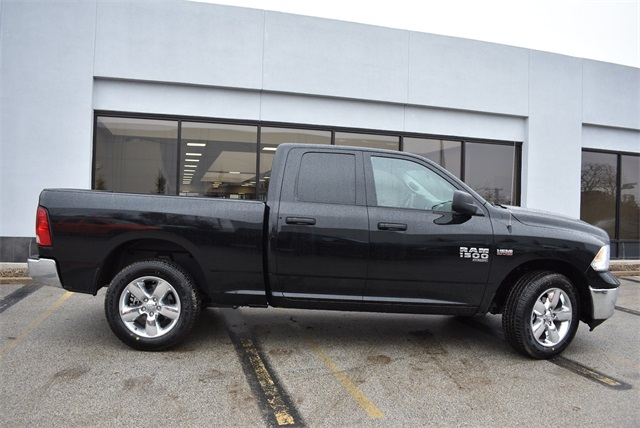 2019 Ram 1500 Quad Cab 4x4,  Pickup #R2189 - photo 6