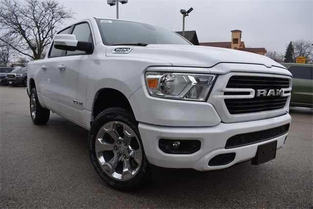 2019 Ram 1500 Crew Cab 4x4,  Pickup #R2194 - photo 1