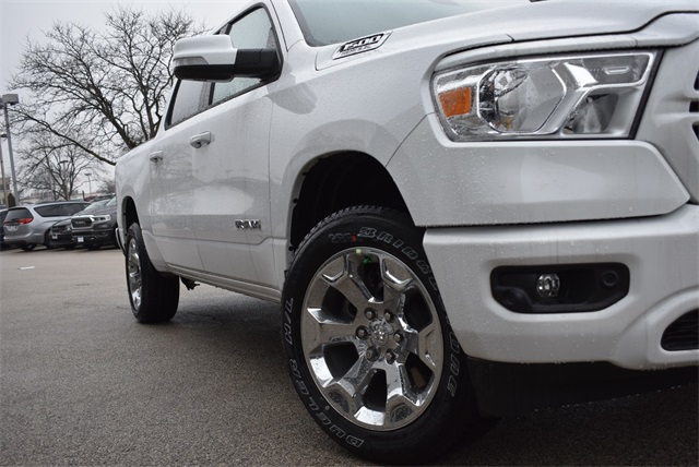 2019 Ram 1500 Crew Cab 4x4,  Pickup #R2194 - photo 4