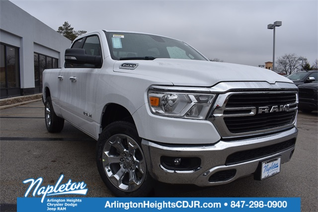 2019 Ram 1500 Quad Cab 4x4,  Pickup #R2198 - photo 1