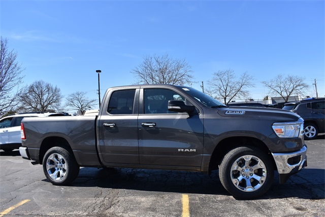 2019 Ram 1500 Quad Cab 4x4,  Pickup #R2199 - photo 6