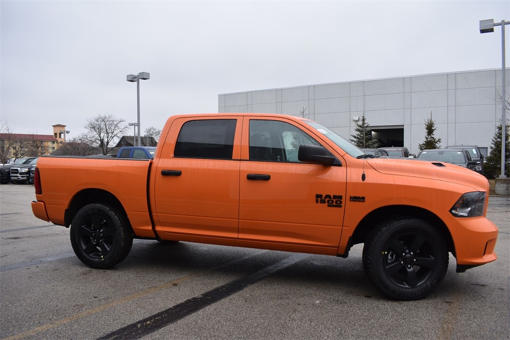 2019 Ram 1500 Crew Cab 4x4,  Pickup #R2200 - photo 7