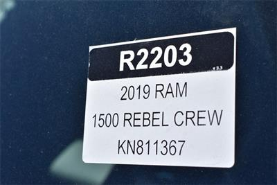 2019 Ram 1500 Crew Cab 4x4,  Pickup #R2203 - photo 34