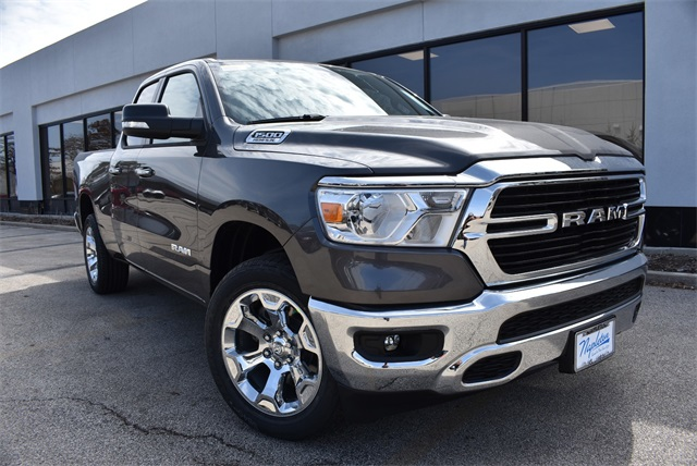2019 Ram 1500 Quad Cab 4x4,  Pickup #R2207 - photo 1