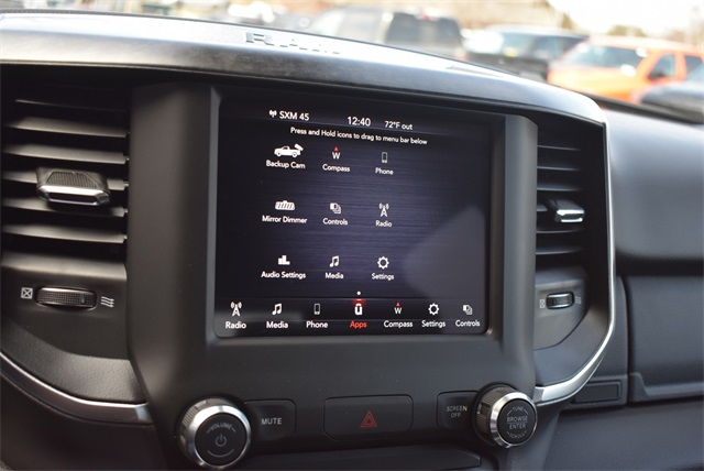 2019 Ram 1500 Quad Cab 4x4,  Pickup #R2207 - photo 27