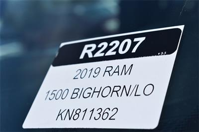 2019 Ram 1500 Quad Cab 4x4,  Pickup #R2207 - photo 31