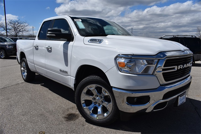2019 Ram 1500 Quad Cab 4x4,  Pickup #R2210 - photo 10