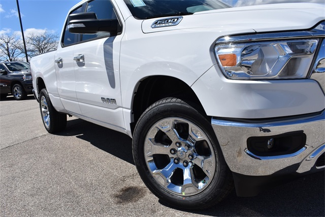 2019 Ram 1500 Quad Cab 4x4,  Pickup #R2210 - photo 4
