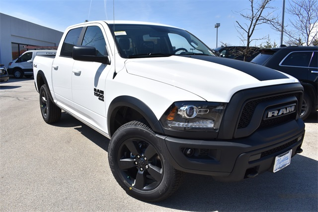 2019 Ram 1500 Crew Cab 4x4,  Pickup #R2213 - photo 11