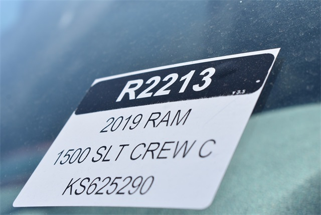 2019 Ram 1500 Crew Cab 4x4,  Pickup #R2213 - photo 29