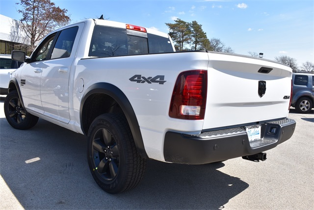 2019 Ram 1500 Crew Cab 4x4,  Pickup #R2213 - photo 7