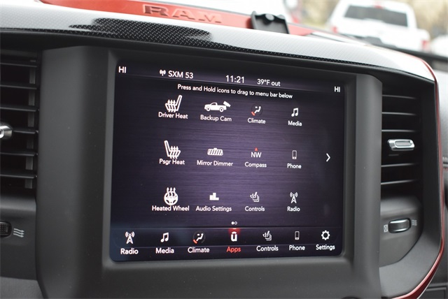 2019 Ram 1500 Crew Cab 4x4,  Pickup #R2216 - photo 29