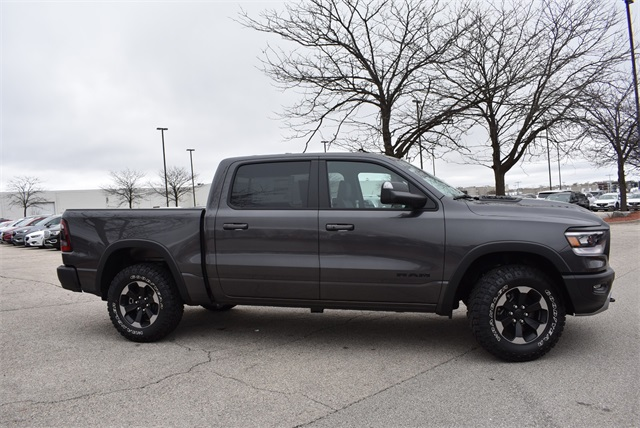 2019 Ram 1500 Crew Cab 4x4,  Pickup #R2216 - photo 6
