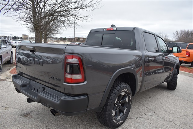 2019 Ram 1500 Crew Cab 4x4,  Pickup #R2216 - photo 1