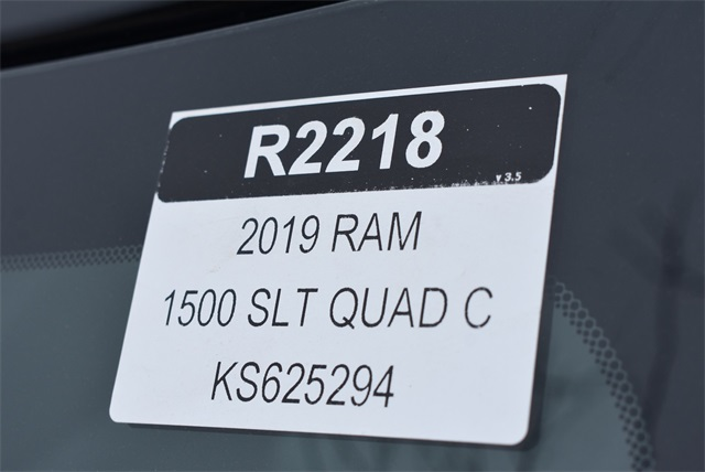 2019 Ram 1500 Quad Cab 4x4,  Pickup #R2218 - photo 29