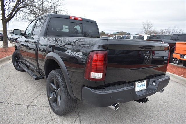 2019 Ram 1500 Quad Cab 4x4,  Pickup #R2218 - photo 8