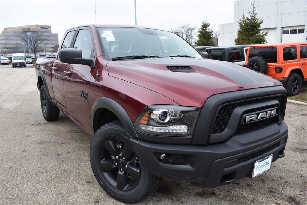 2019 Ram 1500 Quad Cab 4x4, Pickup #R2219 - photo 10