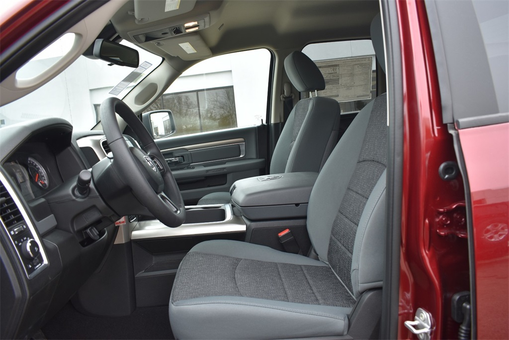 2019 Ram 1500 Quad Cab 4x4, Pickup #R2219 - photo 19