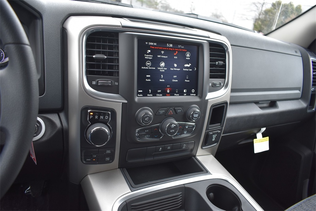 2019 Ram 1500 Quad Cab 4x4, Pickup #R2219 - photo 28
