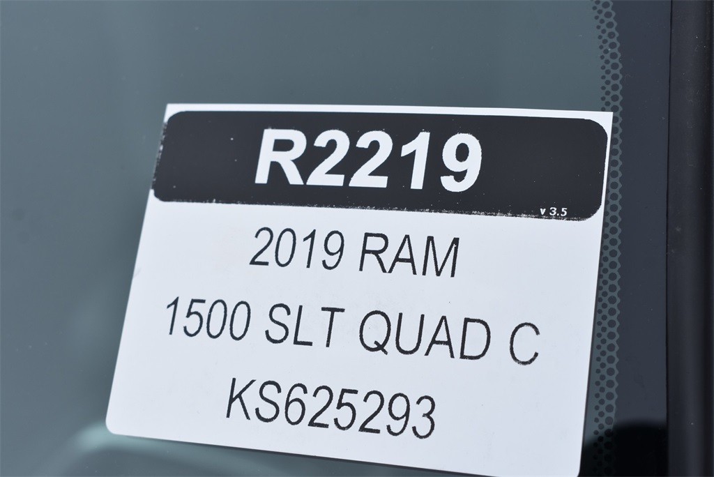 2019 Ram 1500 Quad Cab 4x4, Pickup #R2219 - photo 29