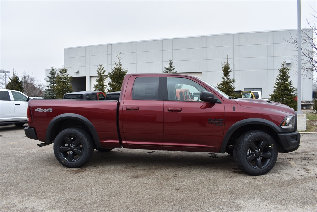 2019 Ram 1500 Quad Cab 4x4, Pickup #R2219 - photo 6