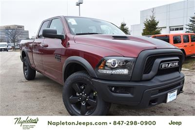 2019 Ram 1500 Quad Cab 4x4,  Pickup #R2219 - photo 1