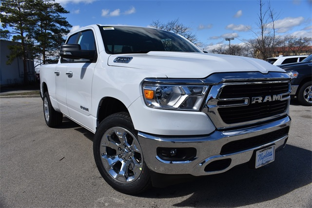 2019 Ram 1500 Quad Cab 4x4,  Pickup #R2228 - photo 1