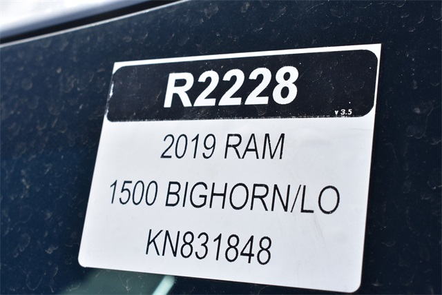 2019 Ram 1500 Quad Cab 4x4,  Pickup #R2228 - photo 31