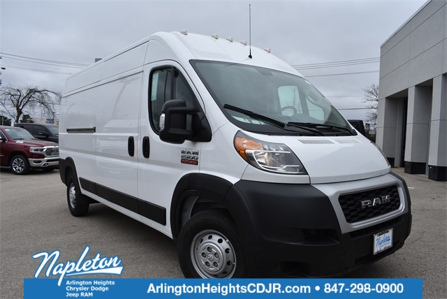 2019 ProMaster 2500 High Roof FWD, Empty Cargo Van #R2229 - photo 1