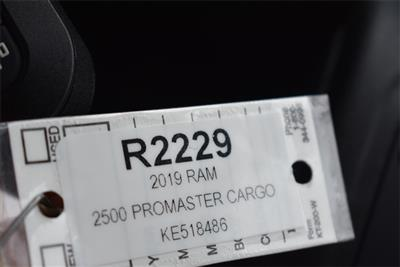 2019 ProMaster 2500 High Roof FWD,  Empty Cargo Van #R2229 - photo 28