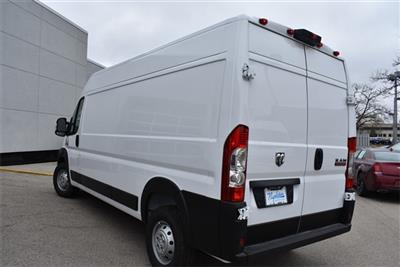 2019 ProMaster 2500 High Roof FWD,  Empty Cargo Van #R2229 - photo 8