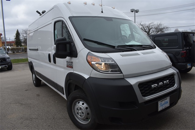 2019 ProMaster 2500 High Roof FWD,  Empty Cargo Van #R2231 - photo 10