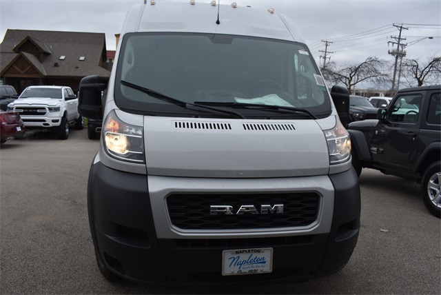2019 ProMaster 2500 High Roof FWD,  Empty Cargo Van #R2231 - photo 9