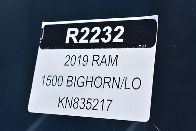 2019 Ram 1500 Crew Cab 4x4,  Pickup #R2232 - photo 32