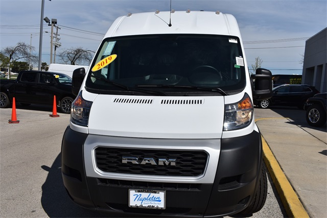 2019 ProMaster 2500 High Roof FWD,  Empty Cargo Van #R2239 - photo 10