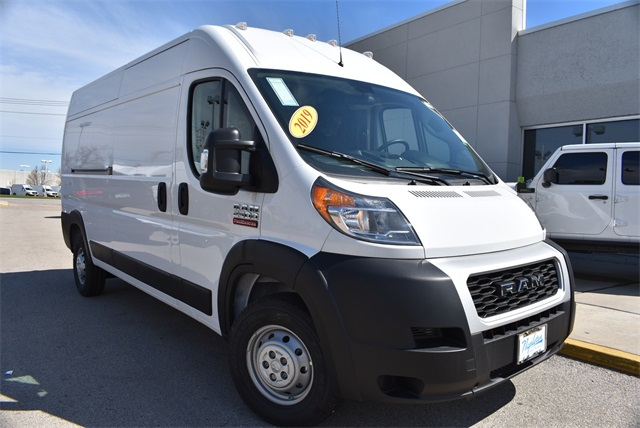 2019 ProMaster 2500 High Roof FWD,  Empty Cargo Van #R2239 - photo 11