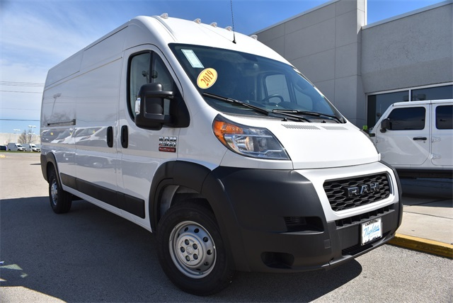 2019 ProMaster 2500 High Roof FWD,  Empty Cargo Van #R2239 - photo 1
