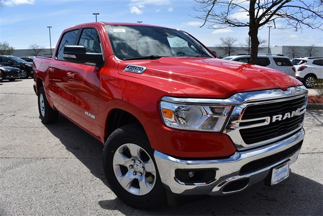 2019 Ram 1500 Crew Cab 4x4,  Pickup #R2246 - photo 11