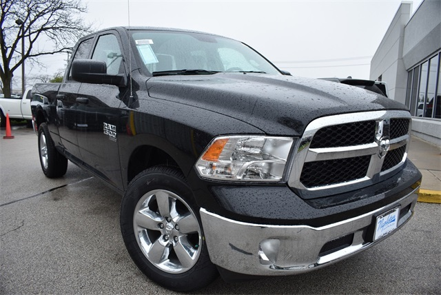 2019 Ram 1500 Quad Cab 4x4,  Pickup #R2250 - photo 11
