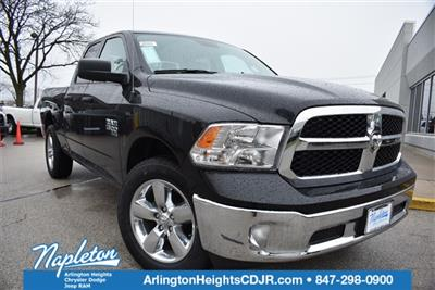 2019 Ram 1500 Quad Cab 4x4,  Pickup #R2250 - photo 1