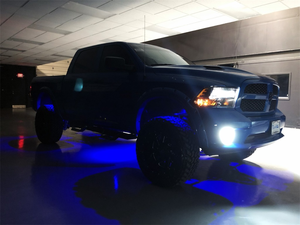2019 Ram 1500 Crew Cab 4x4,  Pickup #R2254LFT - photo 25